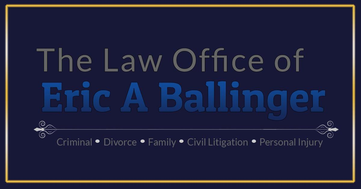 Law Office of Eric A. Ballinger in Canton GA